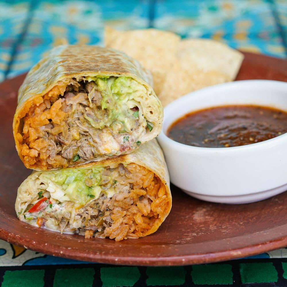 Tallula's Burrito