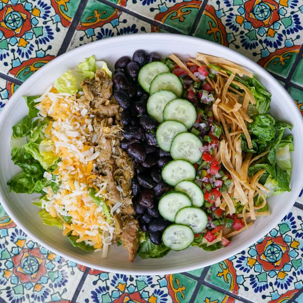 Canyon Taco Salad