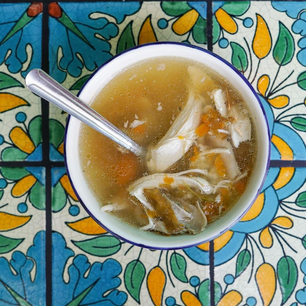 Kids Organic Chicken & Rice Soup