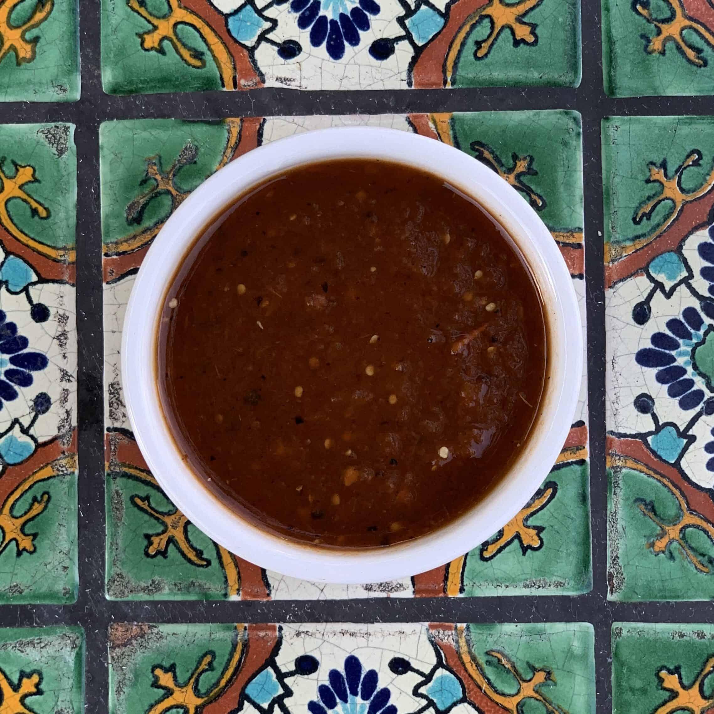 Housemade Red Salsa