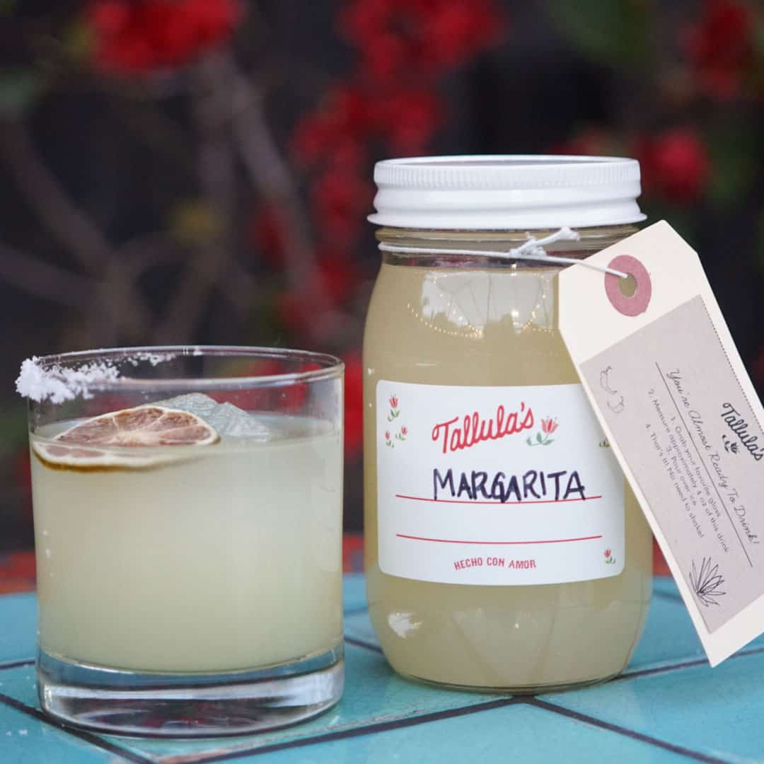 Tallula's Margarita