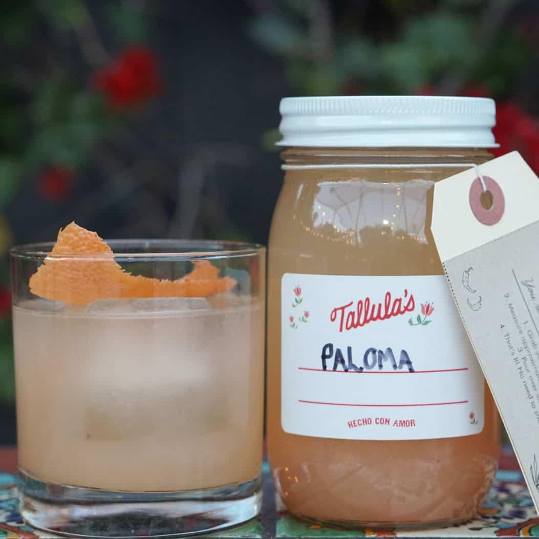 Tallula's Paloma
