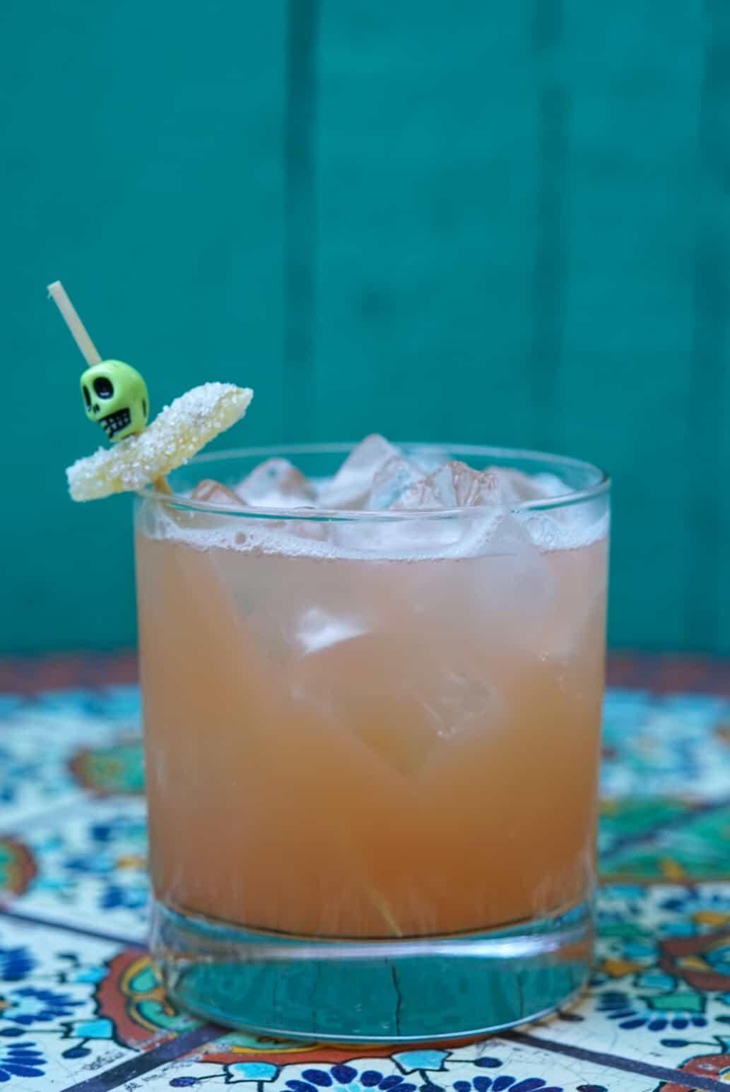 El Remedio Del Tio Cocktail